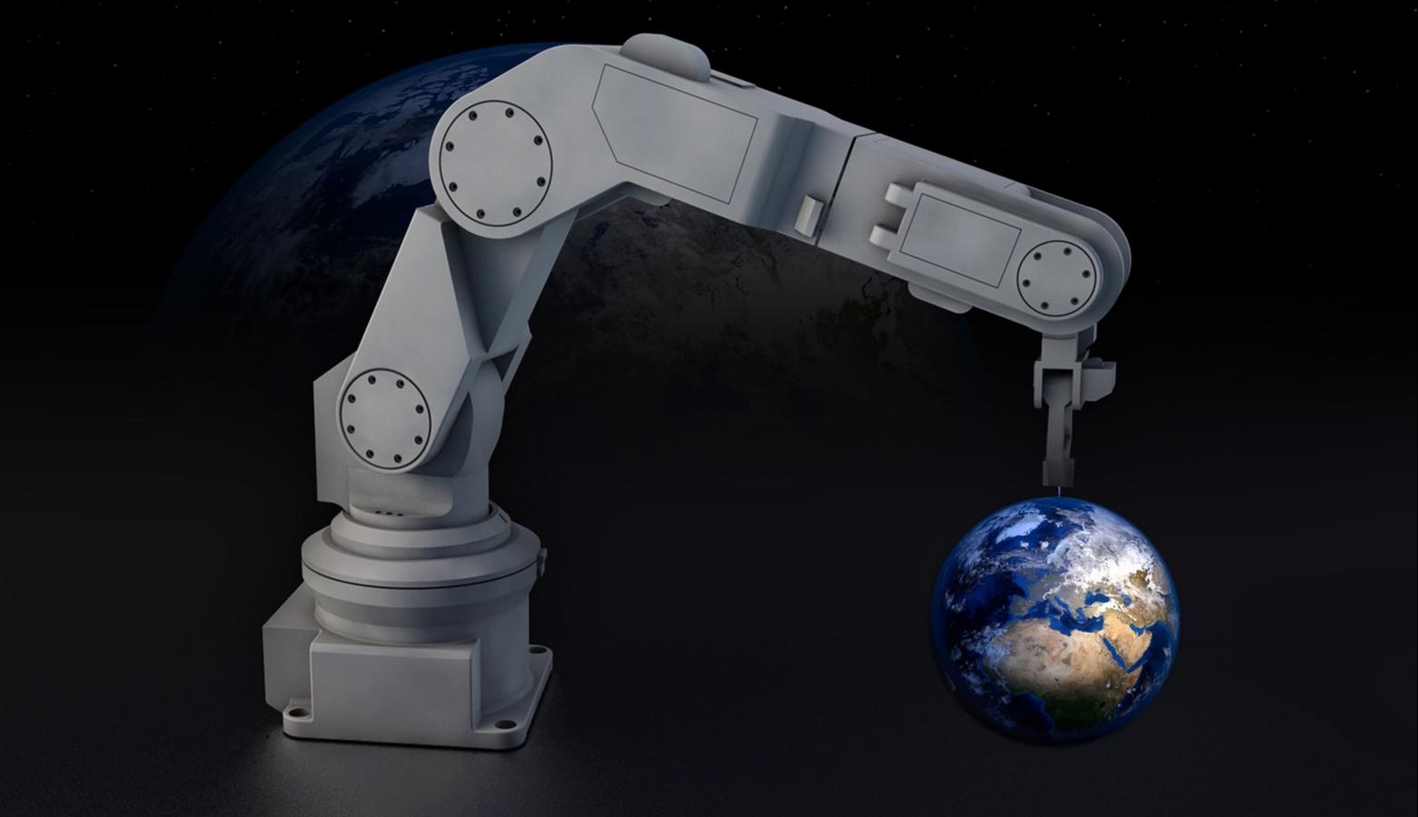 промышленная робототехника