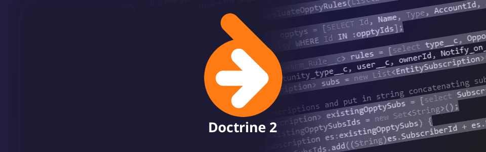 Заглянем под капот Doctrine 2