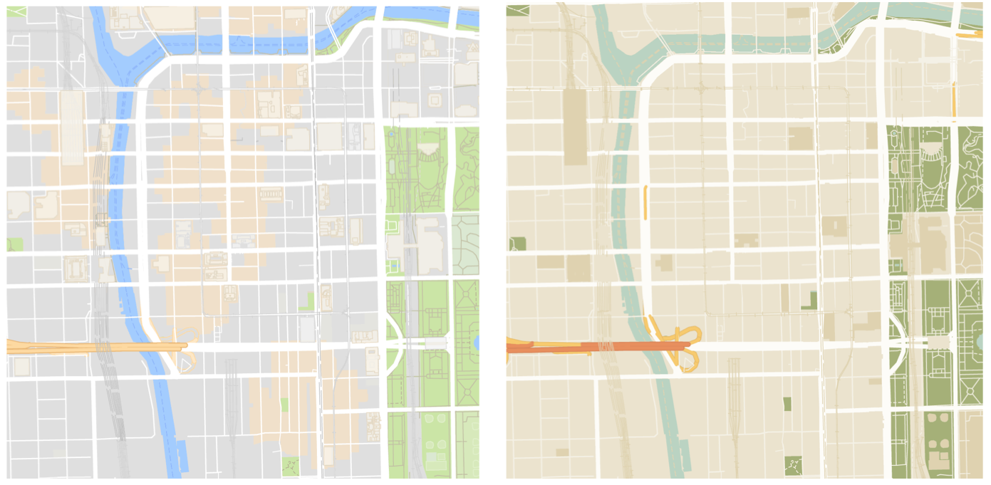 Free tools for designers: map creation | Blog | Web and