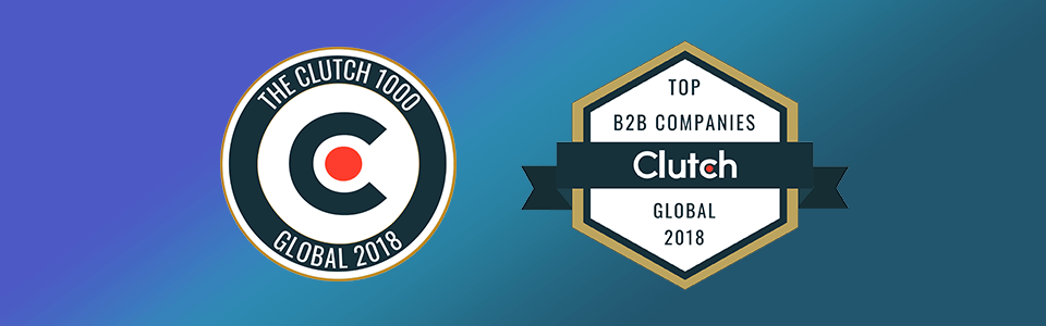 Stfalcon Named Top Global B2B Service Provider by Clutch