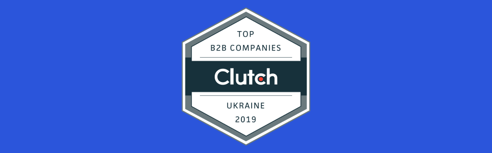 Stfalcon Named a Top Ukrainian B2B Company by Clutch
