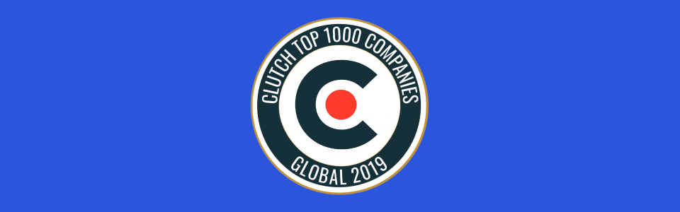 Stfalcon Named to the Clutch 1000 List of Top B2B Companies