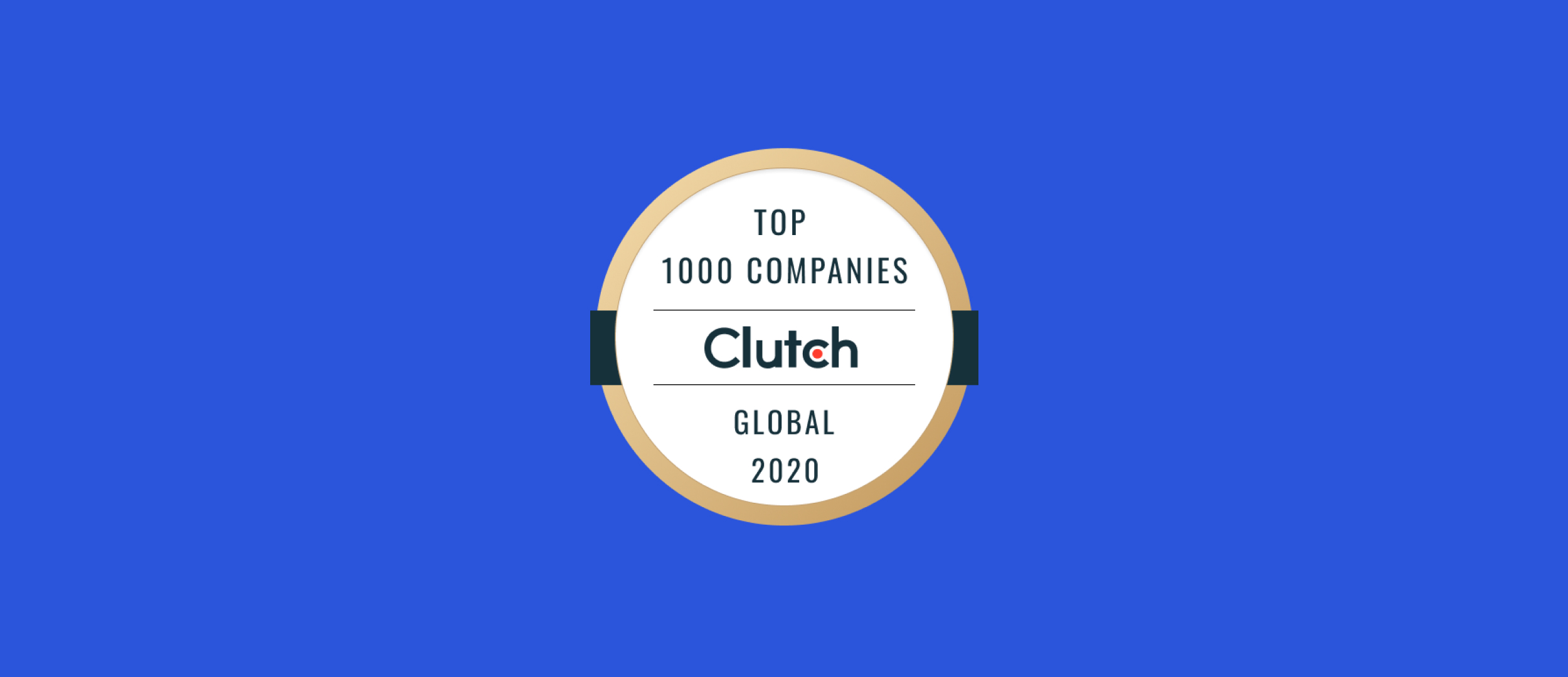 Stfalcon Wins a Clutch Global Award