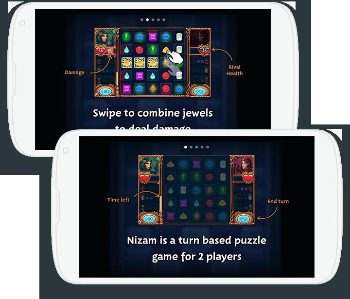 Nizam для Android