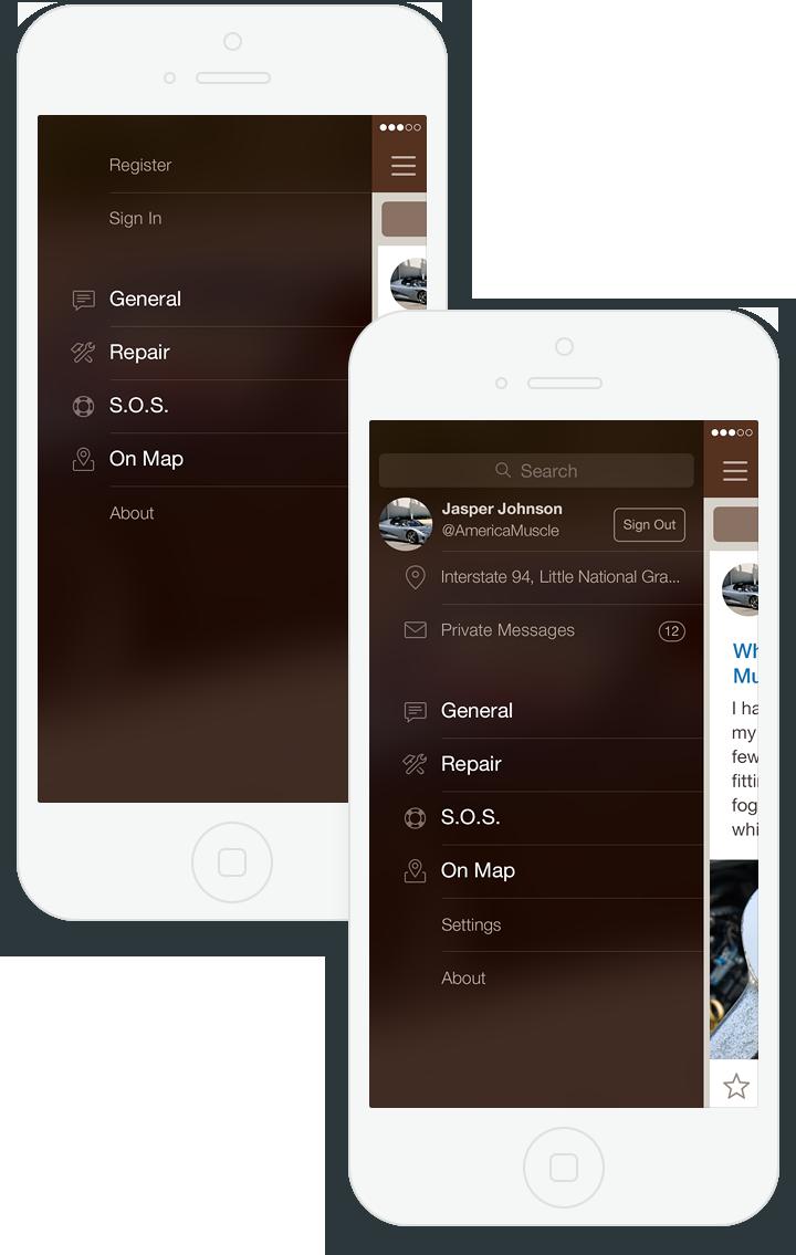 MegaSOS for iOS