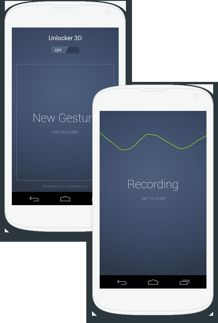 Unlocker 3D для Android