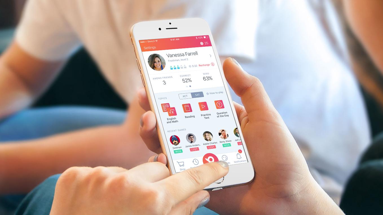 Student Challenges App