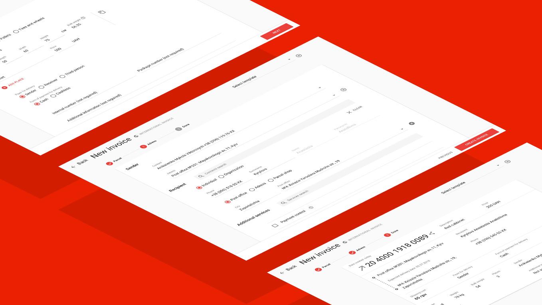 Nova Posta — Personal account: Invoice