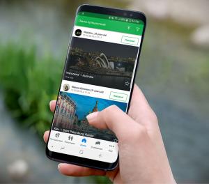 Мобильное приложение Triplook