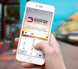 Busfor Mobile Apps
